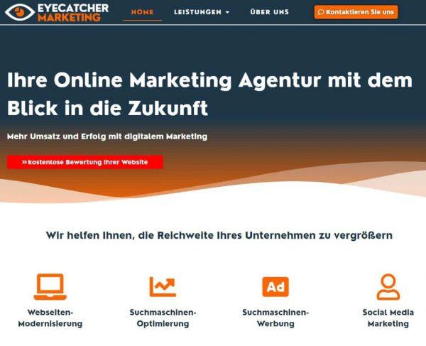 Website-Modernisierung